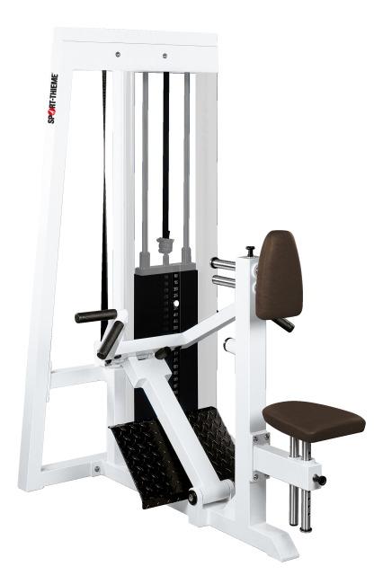 """Sport-Thieme® Ruder-Maschine """"ST"""" Ohne Verkleidung"""