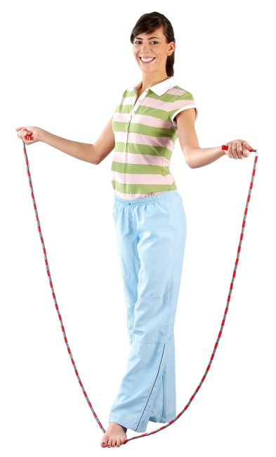 "Sport-Thieme Springseil ""Beaded Rope"""