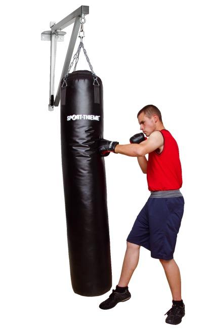 "Sport-Thieme® ""Studio Line"" Punchbag 120x35 cm, 35 kg"