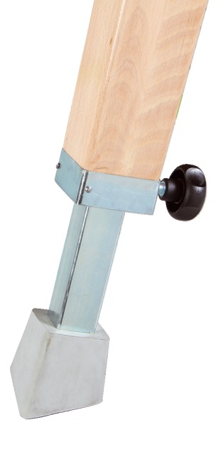 Sport-Thieme® Vaulting Horse With wooden legs