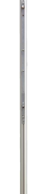 Sport-Thieme® Volleyballpfosten ø 83 mm DVV 1 Mit Flaschenzugsystem