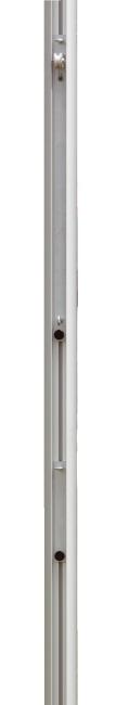 Sport-Thieme® Volleyballpfosten ø 83 mm DVV 2 Mit Flaschenzugsystem
