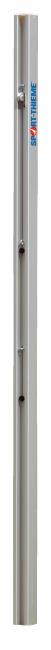 Sport-Thieme® Volleyballpfosten 80x80 mm DVV 2 Mit Flaschenzugsystem