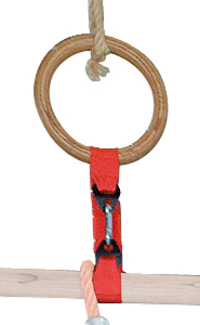Strap for Attaching Gymnastics Rings