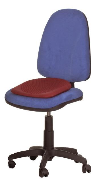 Togu® Dynair® Keil-Ballkissen® Premium, Rot