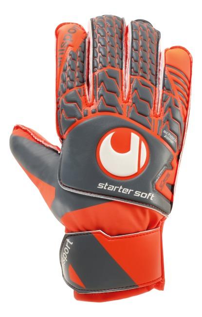 "Uhlsport® Torwart-Handschuhe ""Aerored Starter Soft"" Größe 5"