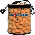 Sport-Thieme® Balleimer mit Tischtennis-Trainingsbällen Bälle Weiß