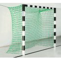 Sport-Thieme Indendørs håndboldmål 3x2 m. uden netbøjler Sort-sølv