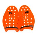 Sport-Thieme® Swim-Power® Paddles Größe XS, 17x13 cm, Orange