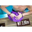 Sport-Thieme® Swim-Power® Paddles Size XXL, 26x21 cm, purple