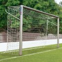 Sport-Thieme® youth football goal 5x2m, oval tubing, socketed