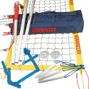 "SunVolley ""Plus"" Beach Volleyball Set With court marking, 9.5 m"
