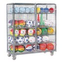 Shelved Trolley Without additional railing, 150x170x62 cm