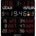 "Stramatel® Anzeigetafel ""452 MB 3004"" Funkbetrieb"