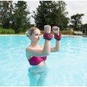 """Gewichtsmanschette """"Aqua"""" 2x 500 g"""