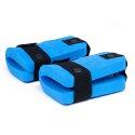"""Sport-Thieme® Beinschwimmer """"Sportime"""" Größe L, Blau, Höhe 21 cm"""
