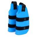 """Sport-Thieme® Beinschwimmer """"Sportime"""" Größe XL, Blau, Höhe 31 cm"""