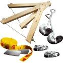 Slackline-Tools® Slackline-Set Frameline / Freebalance