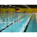 """Amsterdam"" Water Polo Playing Area Playing area 3 of 0x20 m, 50-m pool"