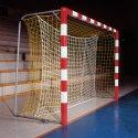 Fangnetze für Hallenhandballtore Polypropylen, 4 mm stark, Grün