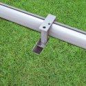Bodenverankerung Spezial Für Ovalprofil 120x100 mm
