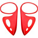 Arena® Freestyle Breather Junior, Fluo Red