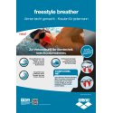 Arena® Freestyle Breather Kit Red / Senior