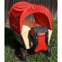 Gepäcktasche für Eckla® Bollerwagen