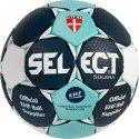 "Select® Handball ""Solera"" Größe 2, Blau-Türkis-Weiß"