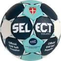 "Select® Handball ""Solera"" Größe 3, Blau-Türkis-Weiß"