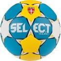 "Select® Handball ""Solera"" Größe 3, Blau-Gelb-Weiß"