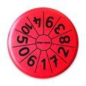 Sport-Thieme® Educational Throwing Discs Numbers