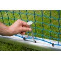 "Sport-Thieme® ""Colour Concept"" Training Goal Mini goal, 1.20x0.80 m, red/blue"