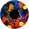 Opti Kinetics Flüssigkeitseffektrad Rainbow Dream