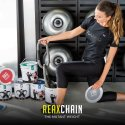 """Reaxing® """"Reax Chain Fit 2"""" Weight Chains 1 kg, grey"""