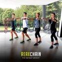 """Reaxing® Gewichtsketten """"Reax Chain Fit 5"""" 2 kg, Grau"""