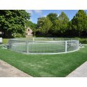 "Dutch Panna ""PK 3000"" Court Welded double-wire mesh, 50×50×5 mm"