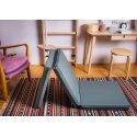 "BenchK ""Folding"" Gymnastics Mat Grey/blue"