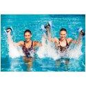 Beco Aqua-Jogging-håndvægt med sløjegreb