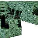 """Gum-Tech Rasengitter """"Hexagon"""" 6,5 cm, Grün"""