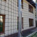 Volleyball-Anlage für Soccer-Courts Für Courts unter 10 m Breite