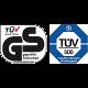 Partner-Logo Diverse TÜV-Prüfinstitute