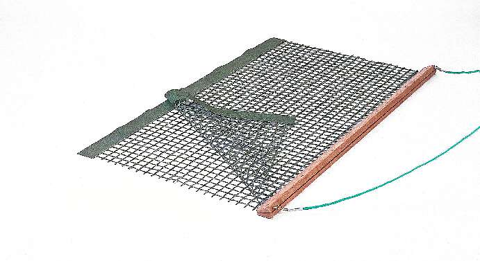 Tennisplatz-Schleppnetz ca. 8,2 kg