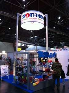 Sport-Thieme Messestand auf der Reha Care 2012