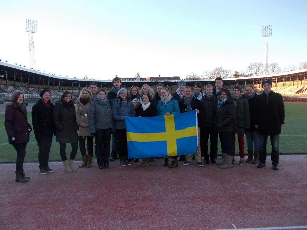 Wir sind in Schweden und berichten im Sport-Thieme Firmenblog