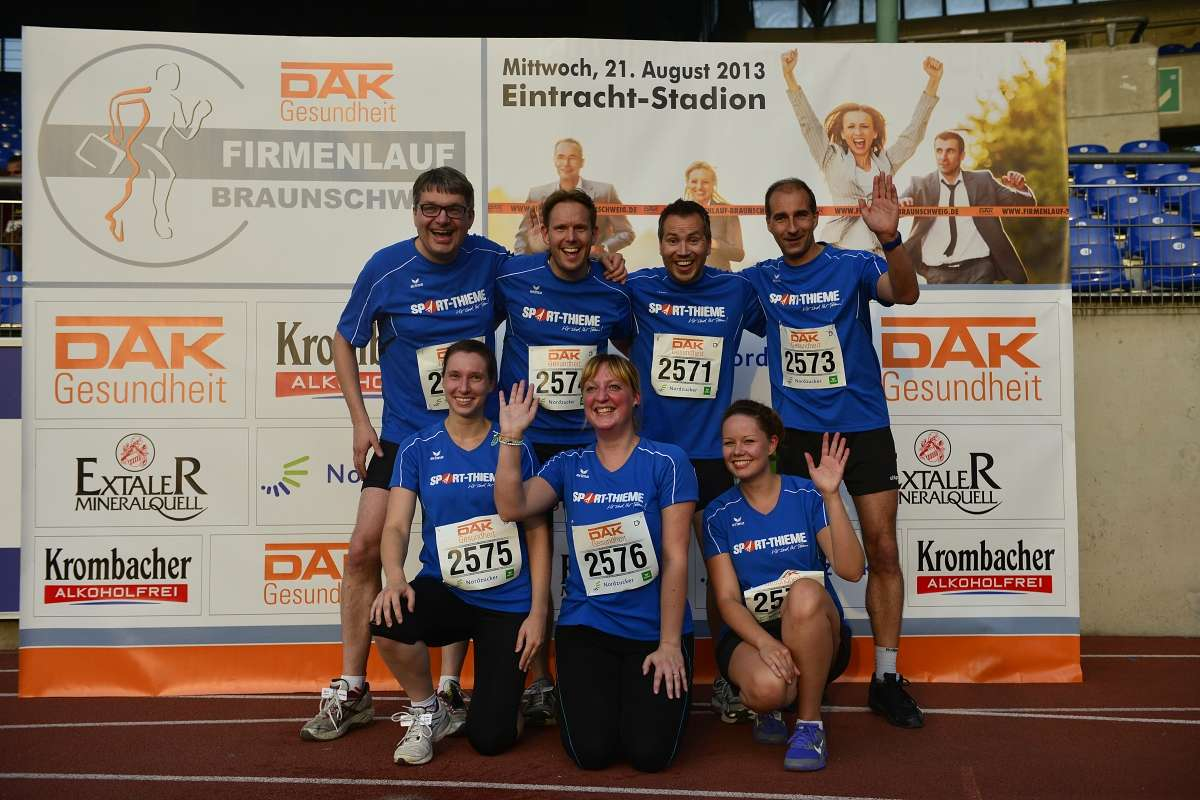 Sport-Thieme Lauf-Team