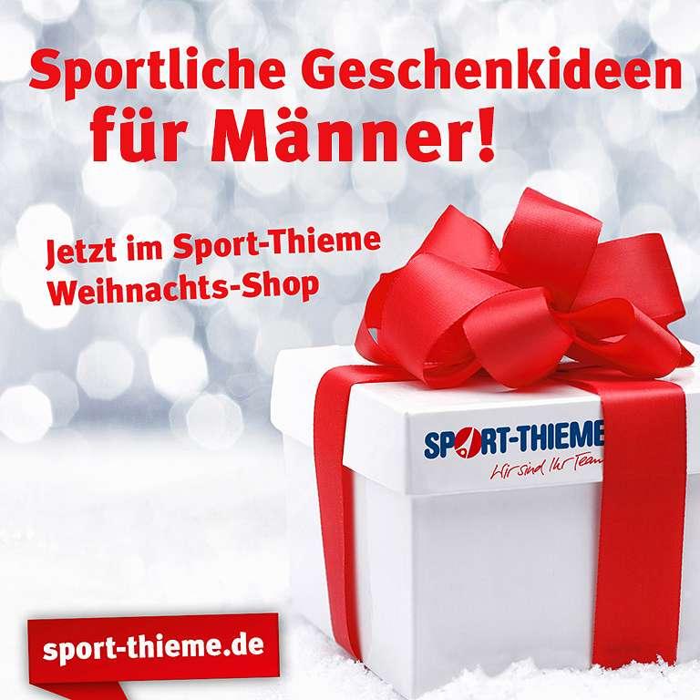 Sportliche Weihnachtsgeschenke