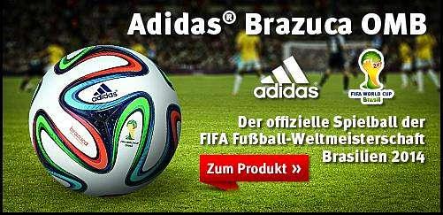 "Adidas Fußball® ""Brazuca"" OMB"