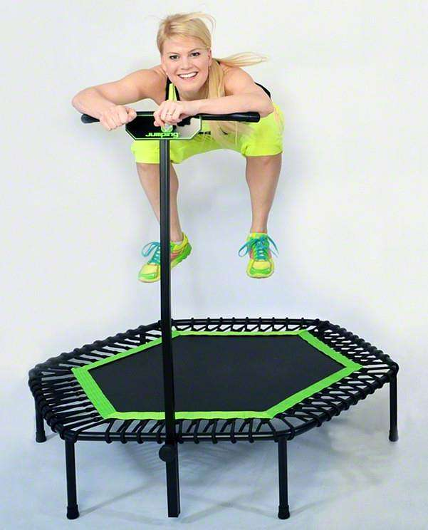 Jumping Trampolin