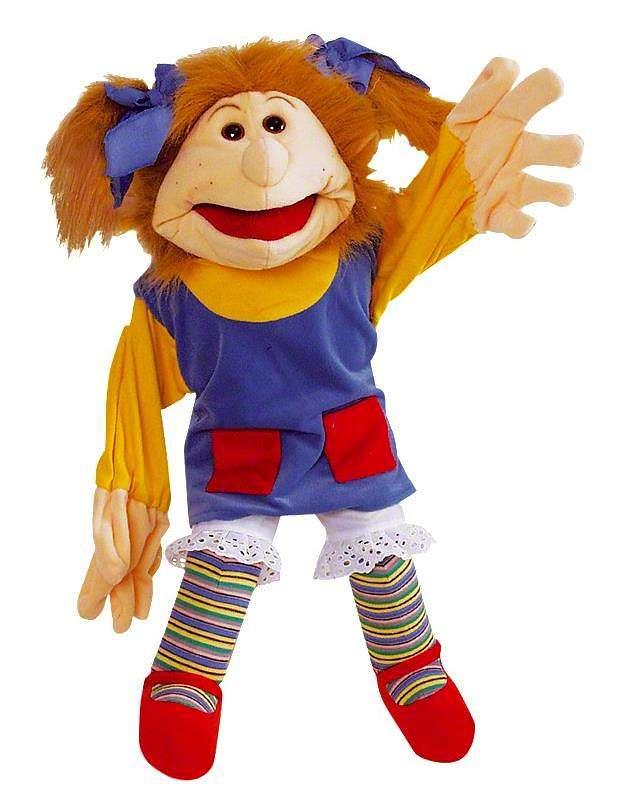 Living Puppets® Mädchen Lotta